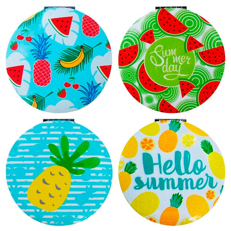 Espejo doble Hello Summer