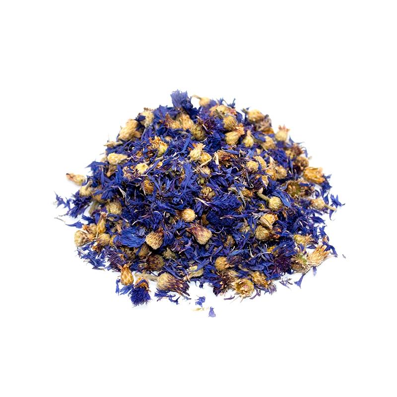 Flor de Aciano azul. Bolsa de 100gr