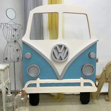 Corcho furgoneta. Photocall. Varios colores.