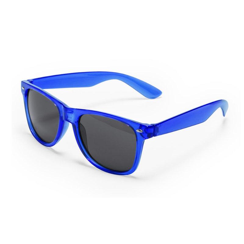 Gafas de sol para boda. Azul eléctrico. Protección uv400