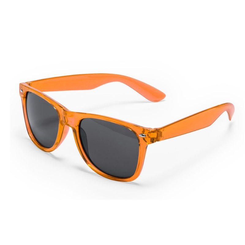 Gafas de sol para boda. Naranjas. Protección uv400