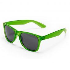 Gafas de sol para boda. Verdes. Protección uv400