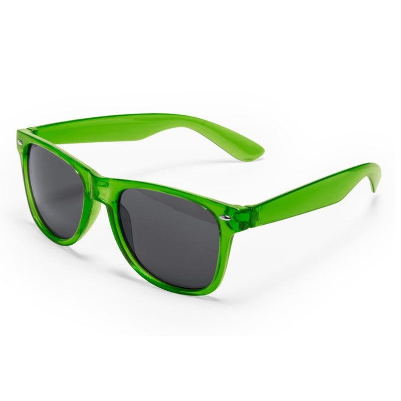 mejor selección 5d160 1dd50 Gafas de sol para boda. Verdes. Protección uv400