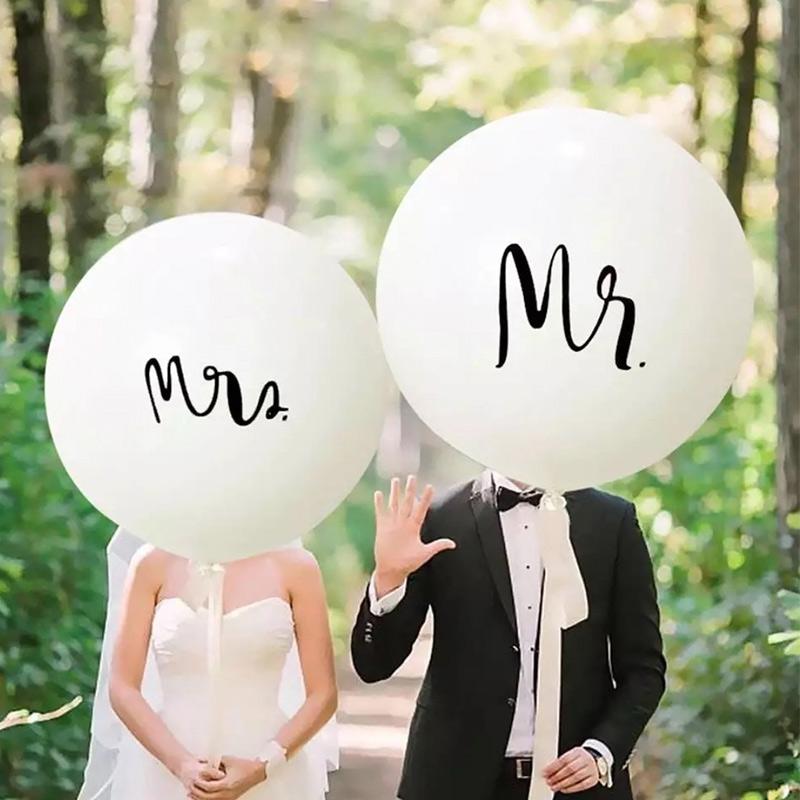 Globos para boda
