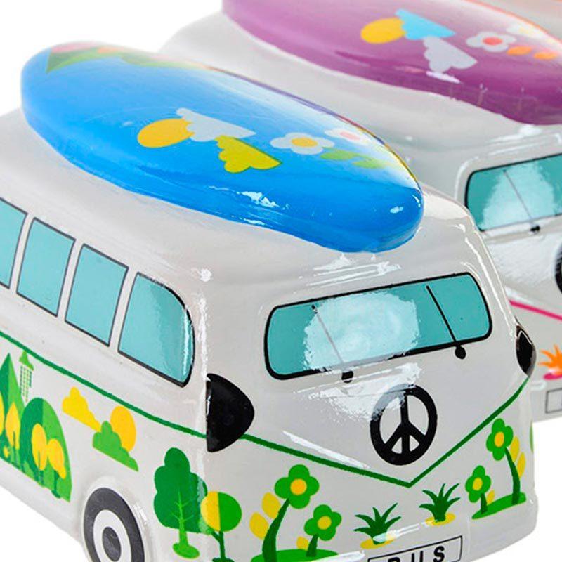 Hucha furgoneta surf