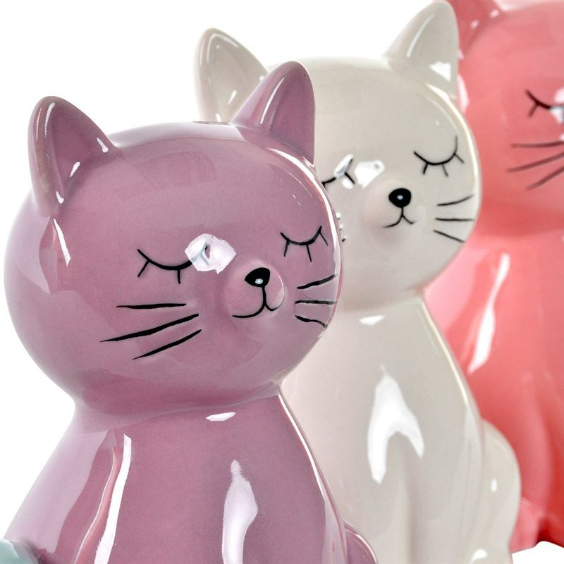 Hucha para regalo modelo Cat