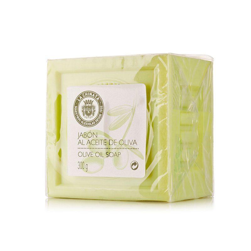 Jabón al aceite de oliva. 300gr. La chinata