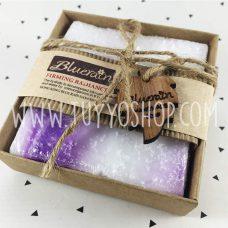 jabón 80gr en caja decorada