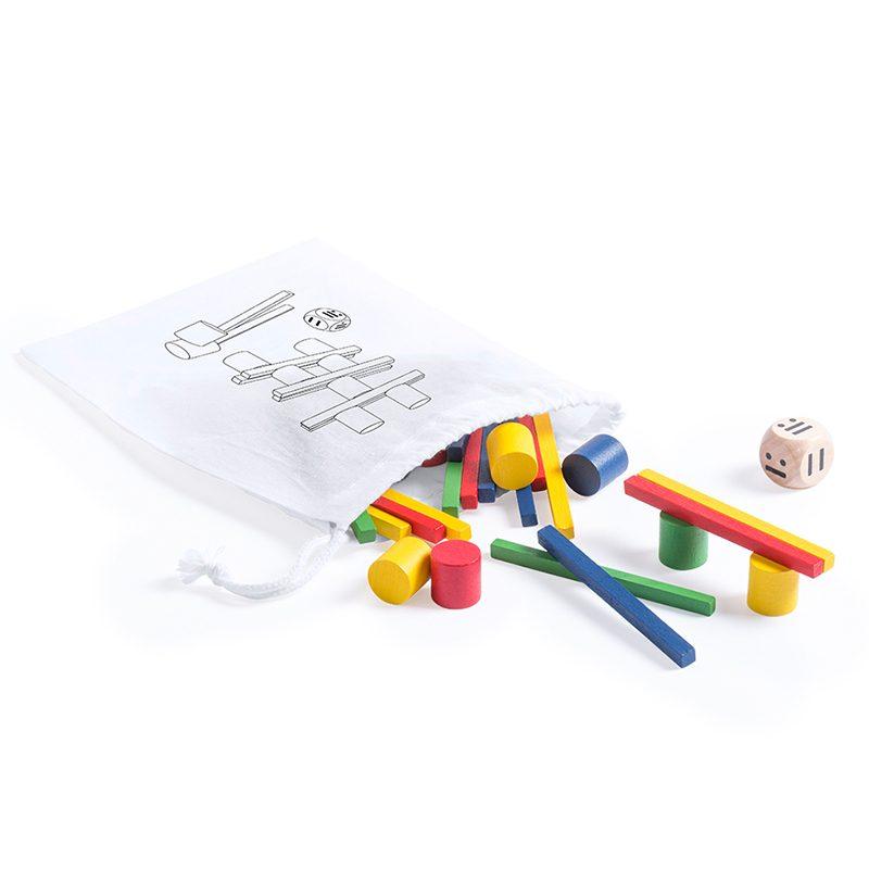 Juego de Habilidad de madera de 33 piezas juego de habilidad de madera de 33 piezas detalles infantiles2