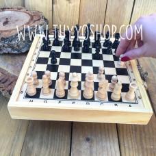 juegos de madera grande