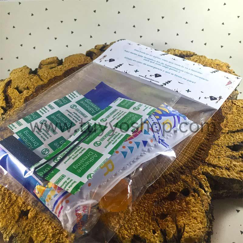 Kit de superviviencia modelo boho