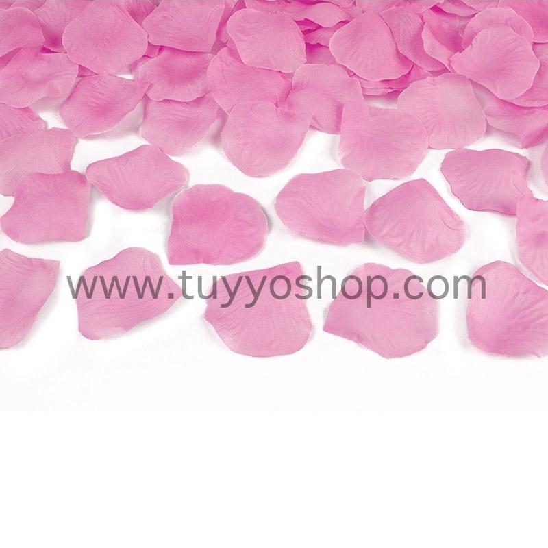 lanzador de petalos de rosa