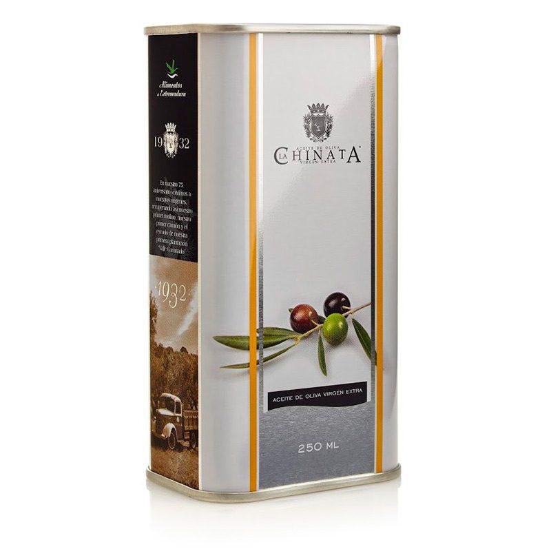 Aceite de oliva para boda en lata. 250ml