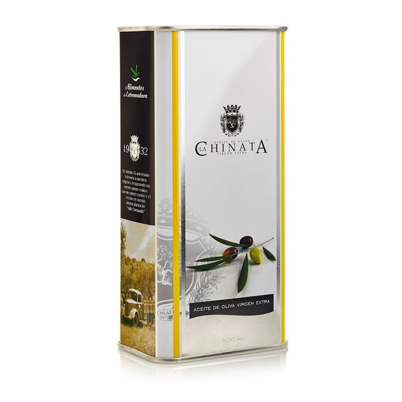 Aceite de oliva para boda en lata. 500ml