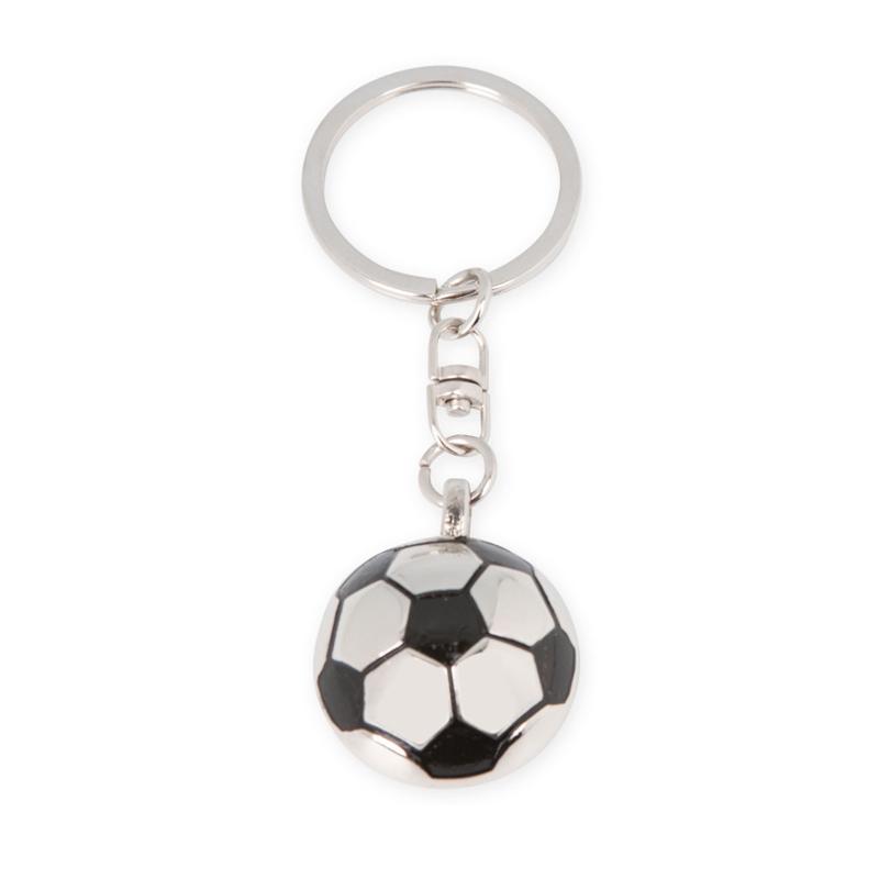llavero para boda modelo balón de fútbol