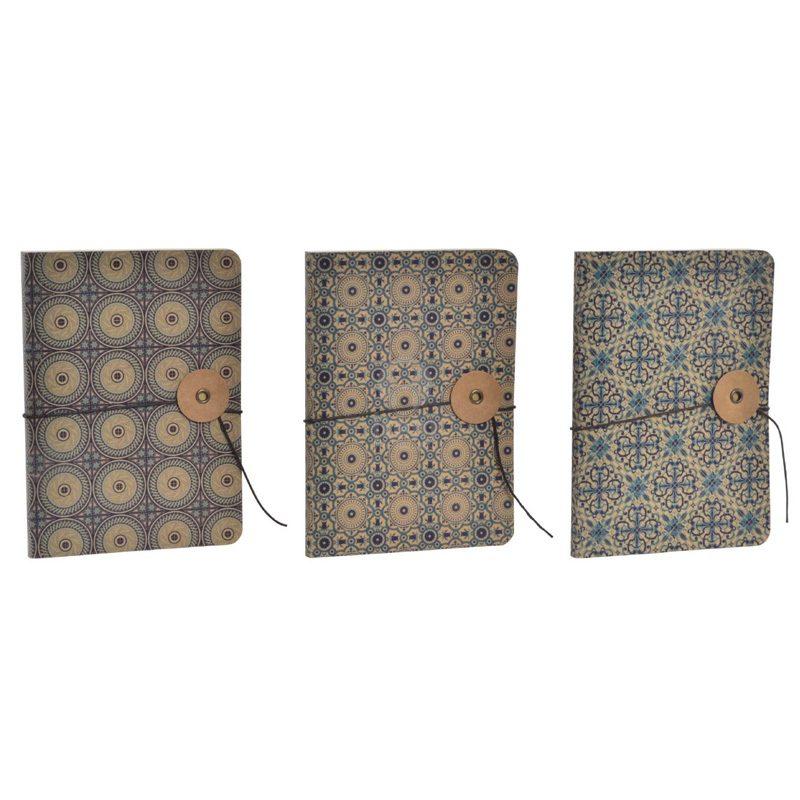 Original libreta para bodas. Azulejos. 3 modelos. 14x10cm
