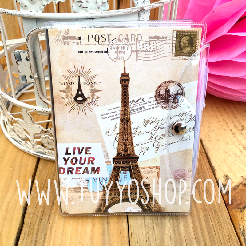 libreta diseño postale