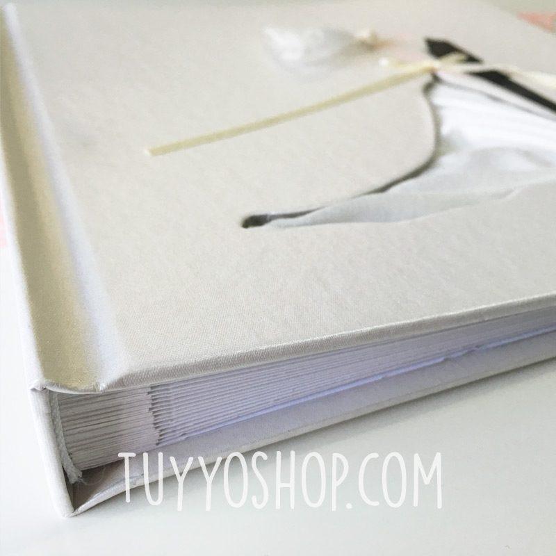 Libro de firmas modelo Novios