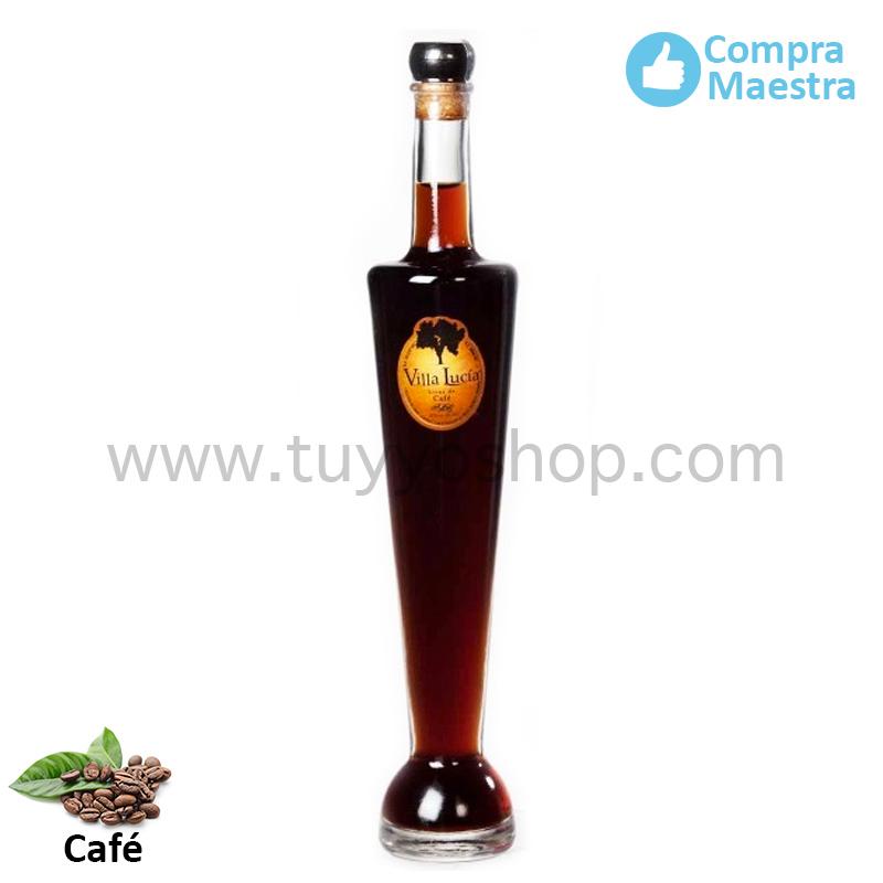 licor de orujo modelo Badajoz, sabor cafe