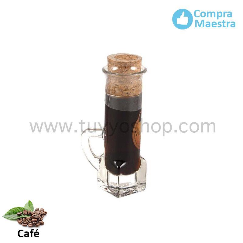 licor orujo modelo chupito sabor café