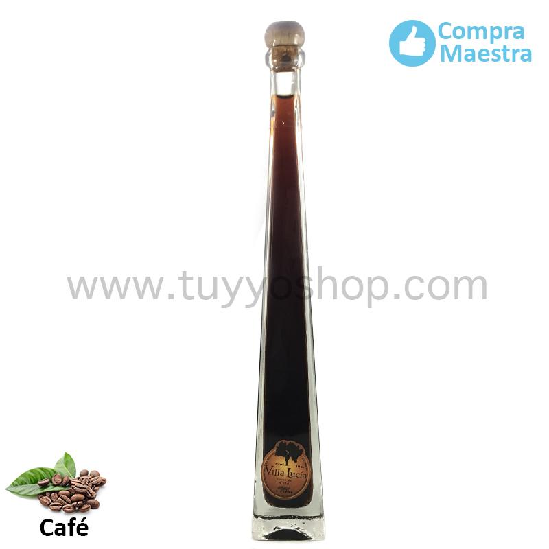 licor de orujo modelo puebla en sabor cafe