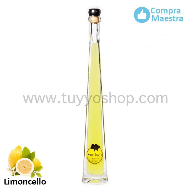 licor de orujo modelo puebla en sabor limoncello