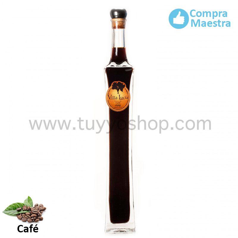 licor orujo modelo montijo sabor café