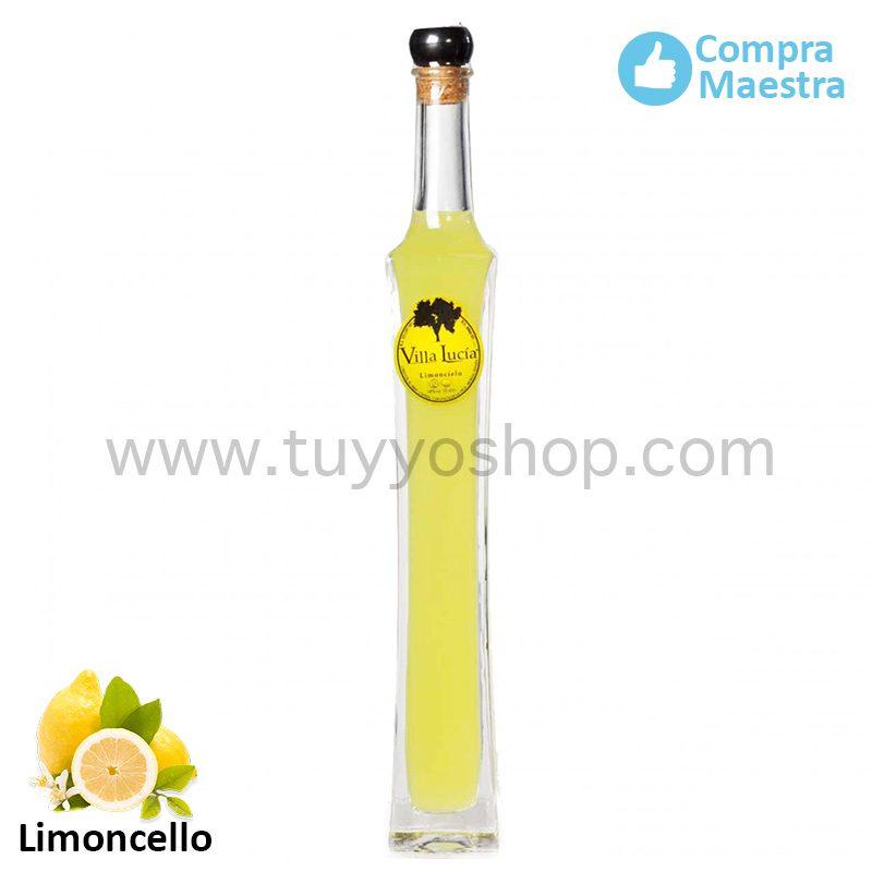 licor orujo modelo montijo sabor limoncello