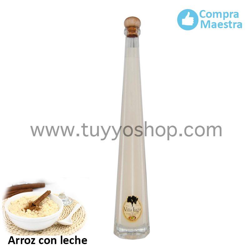 Orujo Villa Lucía sabor arroz con leche
