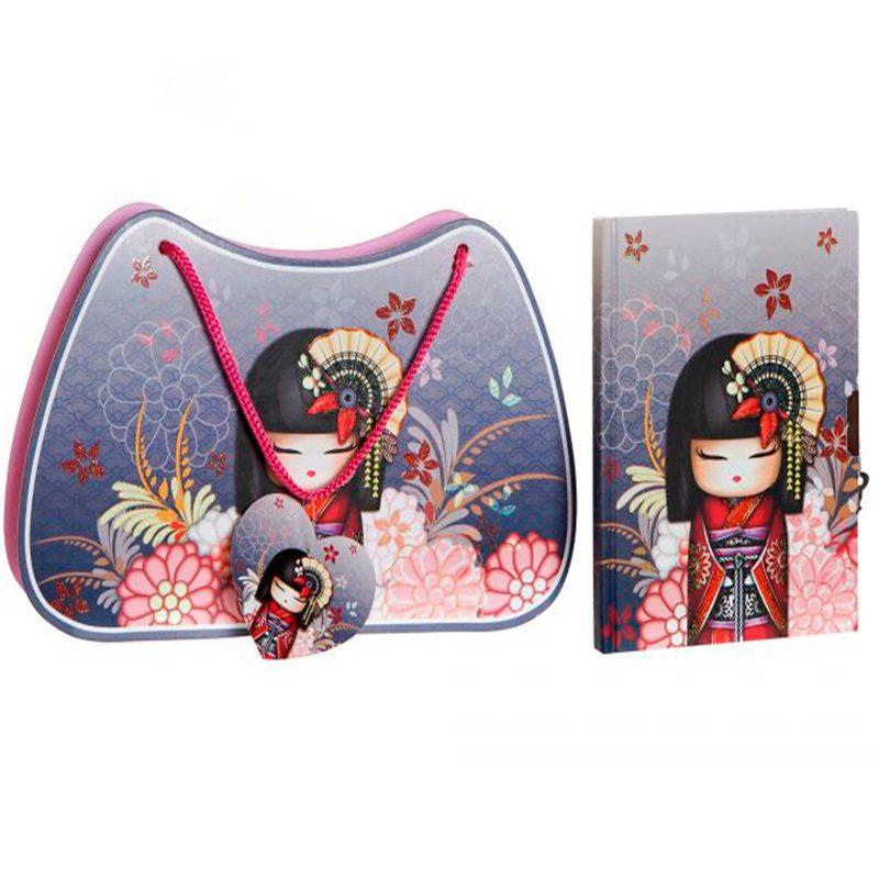 Maletín diario colección Japonesa 27X4.5X17.5cm