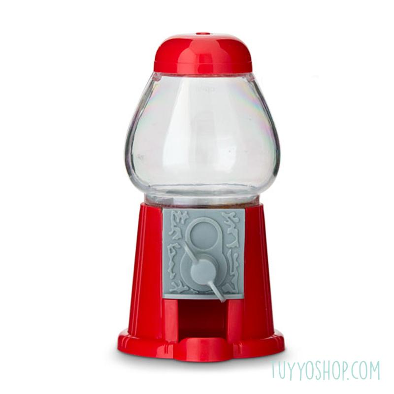 Máquina de Chicles Vacía Roja