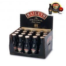 Mini botella Baileys