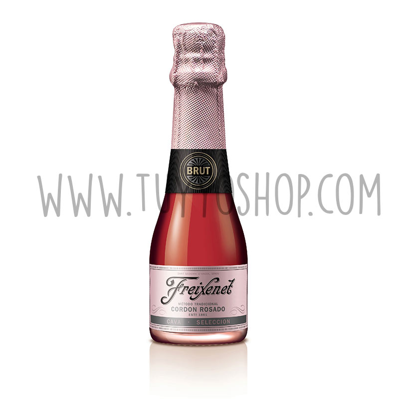 mini cava freixenet rose