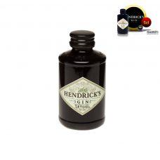 Mini ginebra para bodas Hendricks