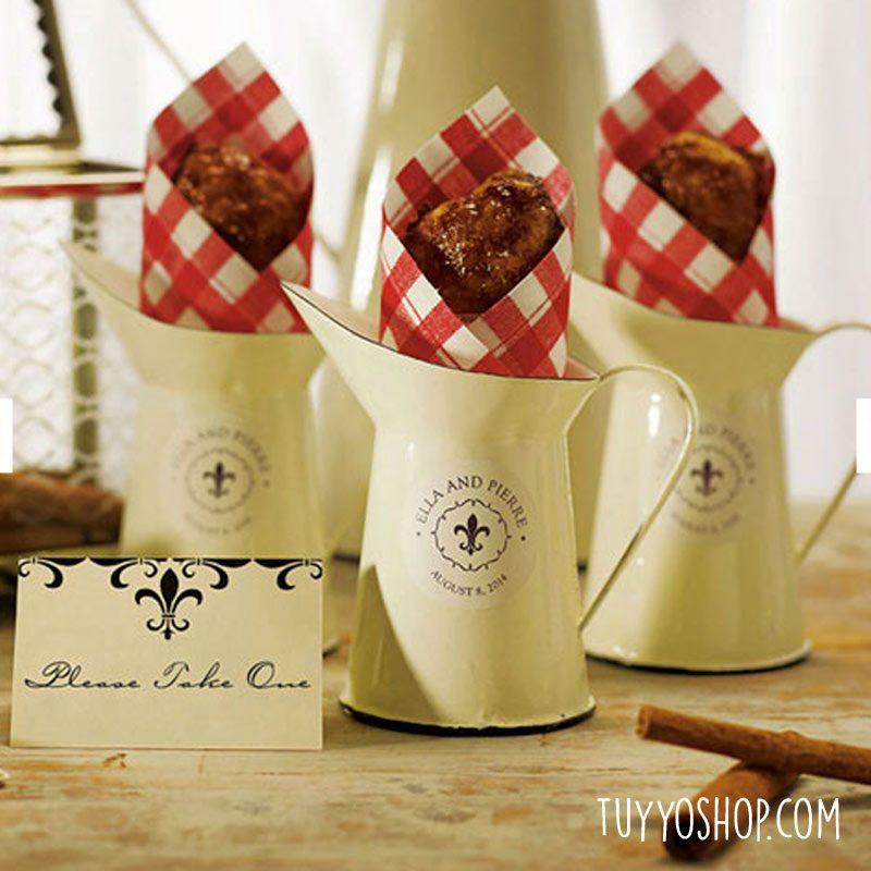 Mini jarra de estilo provenzal