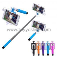 mini palo selfie con disparador