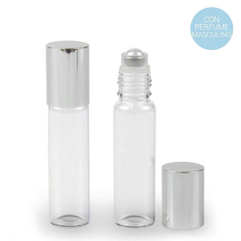Miniatures de perfumes masculinos para boda