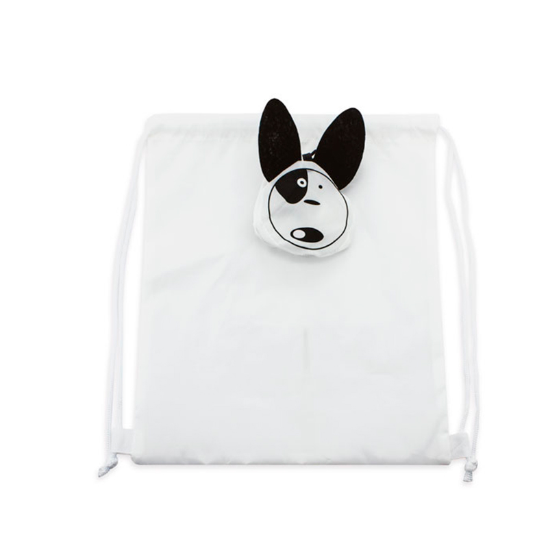 Mochila plegable Perrito mochila plegable perrito detalles de comunion2