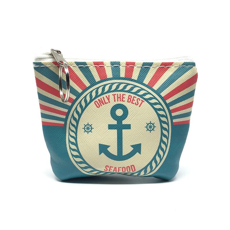 Monedero modelo marinero. 3 modelos.