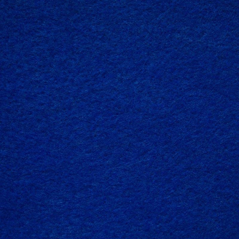 Moqueta para eventos al corte. 1m de ancho. Color azul añil