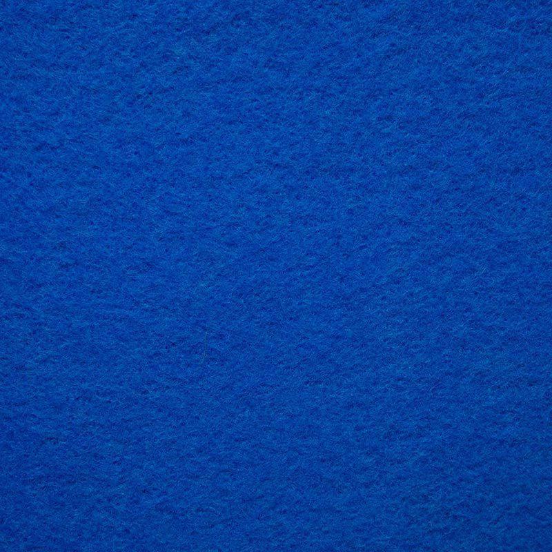 Moqueta para eventos al corte. 1m de ancho. Color azul ducados