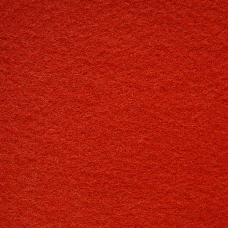 Moqueta para eventos al corte. 1m de ancho. Color rojo