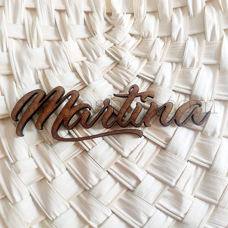 Ultimos regalos para invitados añadidos nombres personalizados madera boda elegant 2