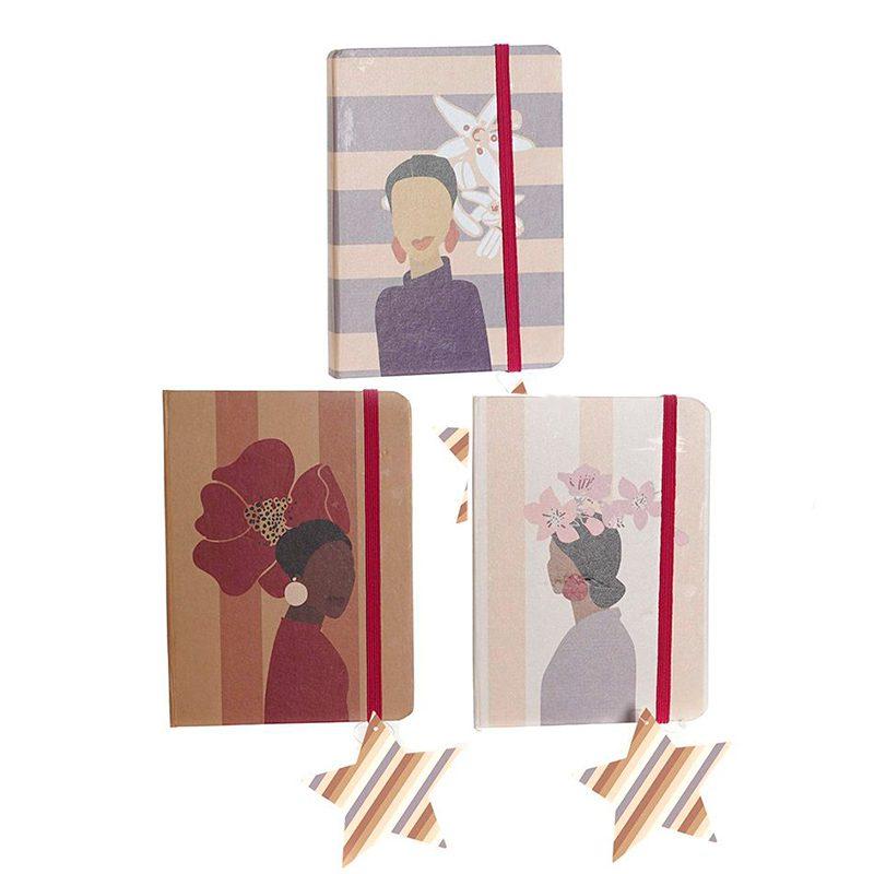 Ultimos regalos para invitados añadidos nueva libreta para boda mujer floral 3 disenos surtidos 10 5cm x 14 5cm