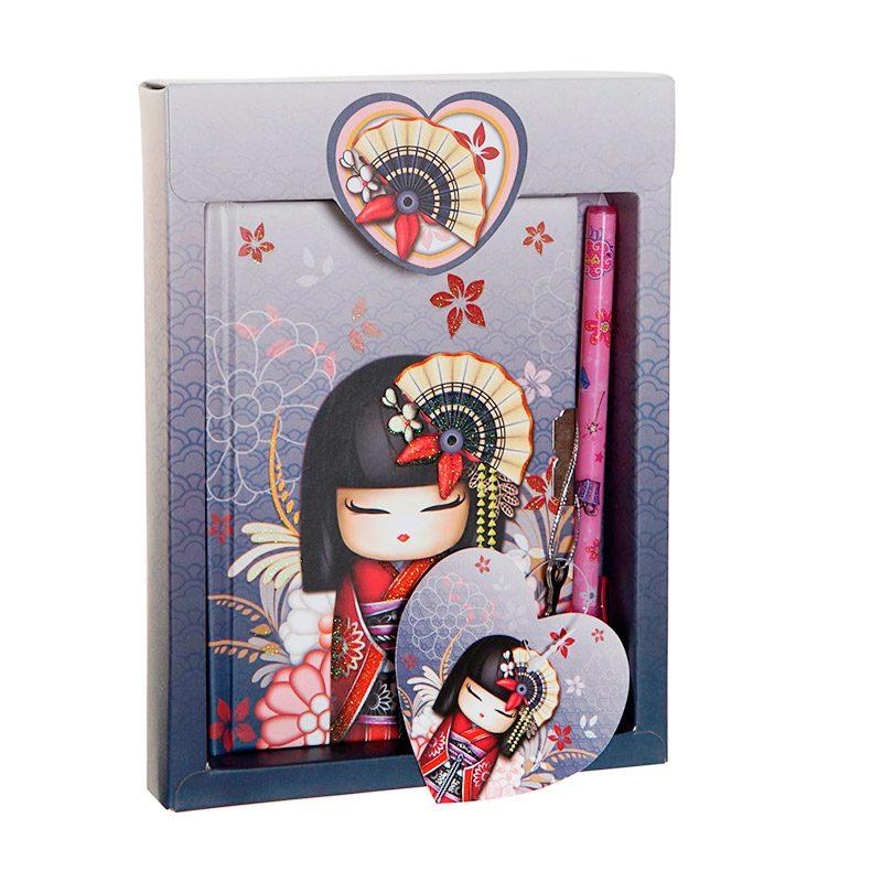 Nuevo diario colección Japonesa 14.5x19.5cm