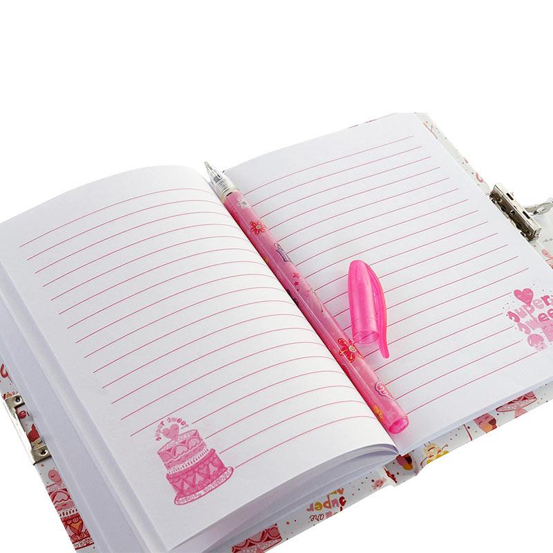 Nuevo diario supersweet rosa 14,5x19,5cm nuevo diario supersweet rosa 145x195cm 2