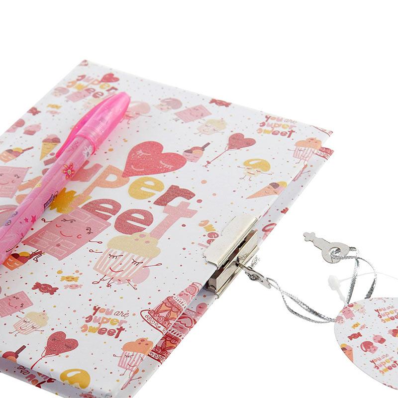 Nuevo diario supersweet rosa 14,5x19,5cm nuevo diario supersweet rosa 145x195cm 3