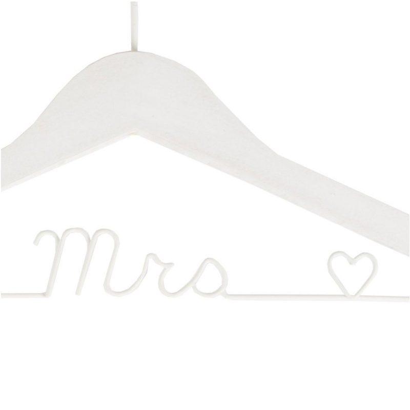 percha para boda mr & mrs