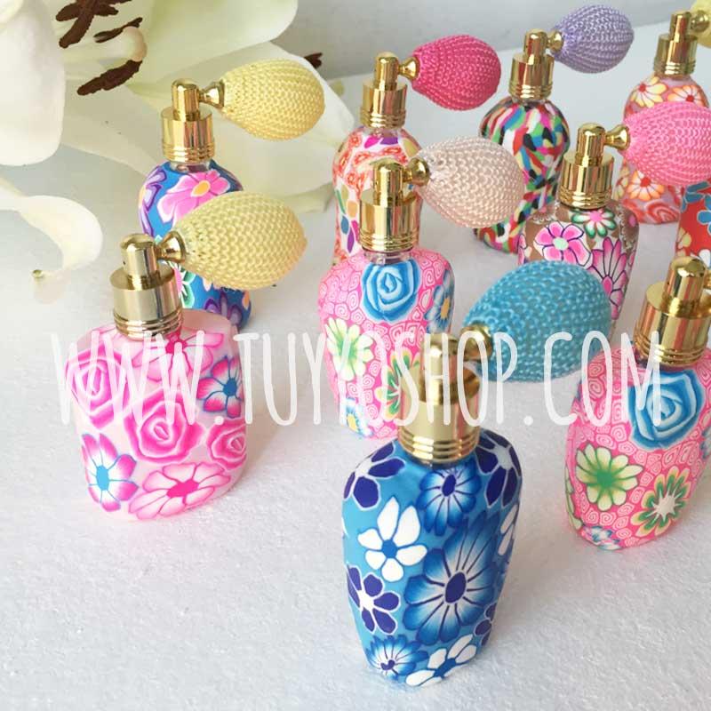 Perfumero de pera para boda diseño vintage 15ml, sin perfume perfumero vintage regalo de boda para mujeres2