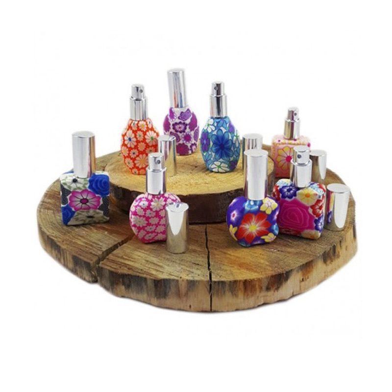 Perfumeros para boda en spray